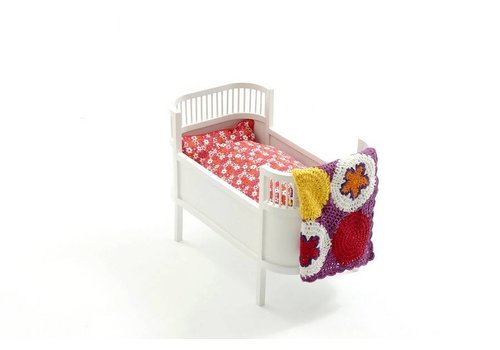 Smallstuff Doll bed Smallstuff - White