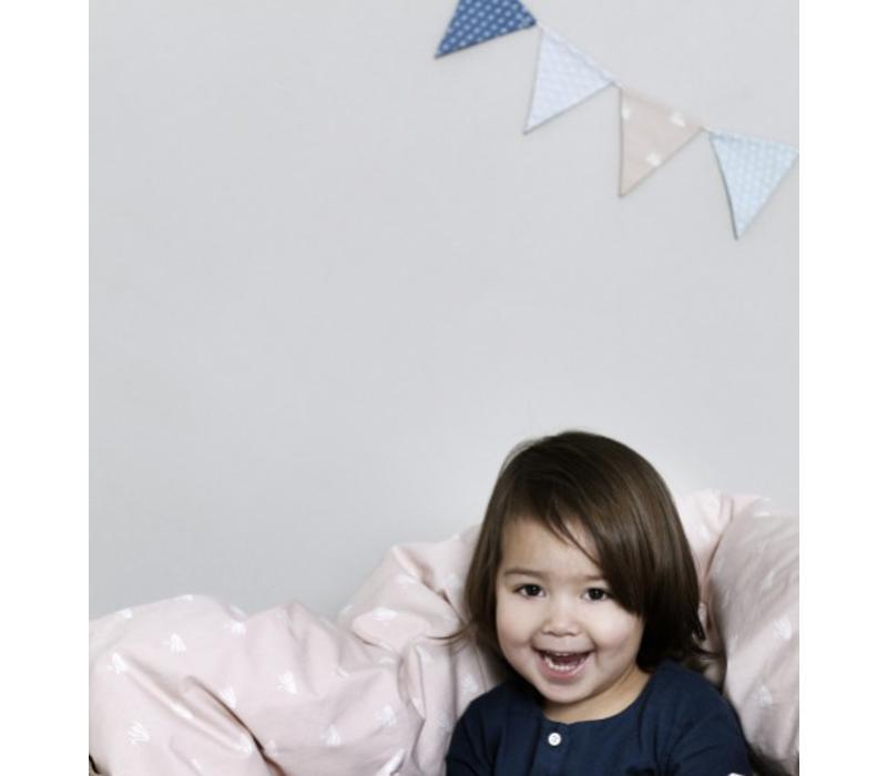 Junior Bedding Swan GOTS