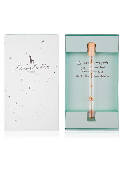 Lennebelle Petites You make my wishes come true silver (shooting star) – bracelet