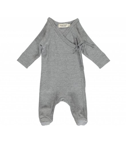 MarMar Copenhagen Rubetta Modal New Born Grey Melange