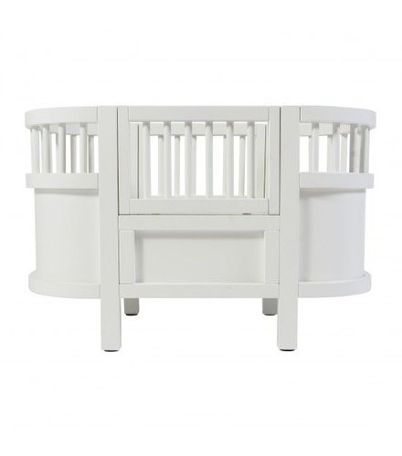 Sebra Sebra dolls bed, white