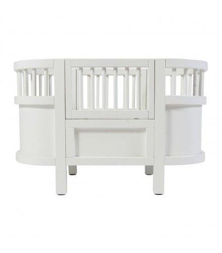 Sebra Sebra dolls bed, white