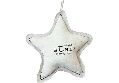Le Petit M Le Petit M - Pillow Star - Glow in the dark pillow