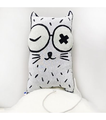 Le Petit M Le Petit M - Pillow Cat