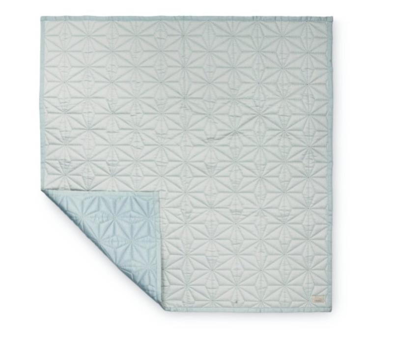 BABY QUILT Green