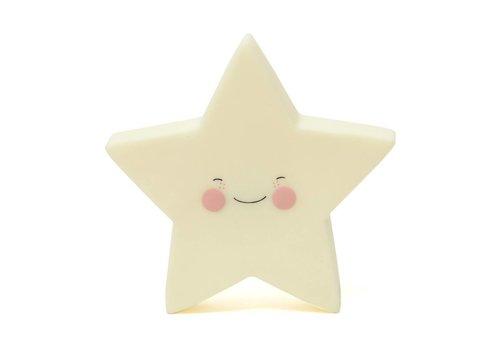Eef Lillemor Star Lampje Yellow - Eef Lillemor