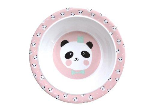 Eef Lillemor Melamine Bowl Panda