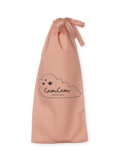 Cam Cam Copenhagen GIRAFFE RATTLE Blush
