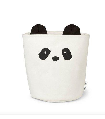 Liewood Ella fabric basket panda