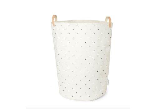 Liewood Ann fabric basket Classic dot