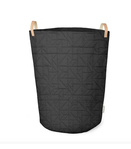 Liewood Ann fabric basket upside down quilt