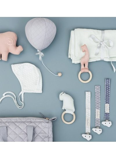 Cam Cam Copenhagen BALLOON MUSIC MOBILE GREY