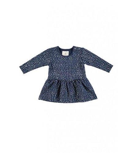 GRO Company GRO MOONLIGHTS - BABY DRESS DARK NAVY