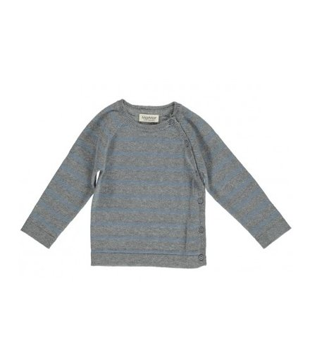 MarMar Copenhagen Toll Light Cotton - Wool Tradewinds Stripe