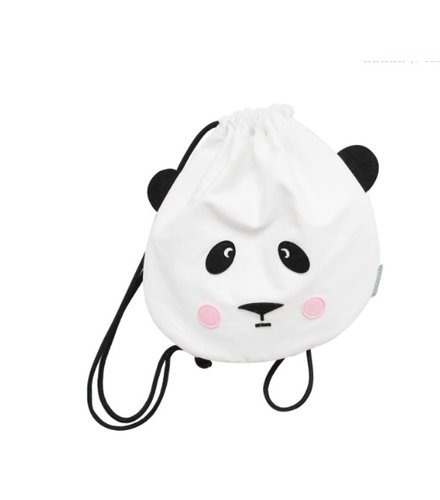 Eef Lillemor Drawstring Bag – Panda Love