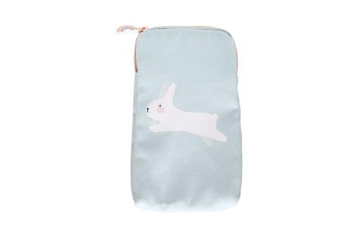Eef Lillemor Pencil Case - White Rabbit - Eef Lillemor