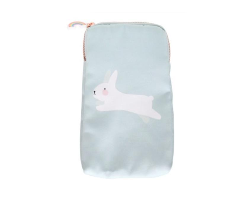 Pencil Case - White Rabbit - Eef Lillemor