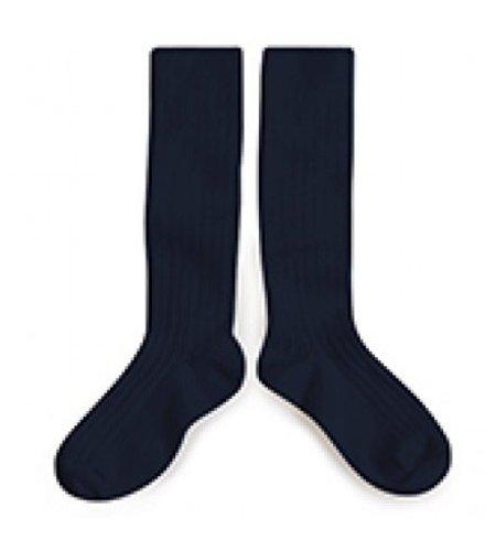 Collegien Knee socks - Nuit Etoillee - Collégien