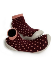 Collegien Slipper Sparkling Burgundy