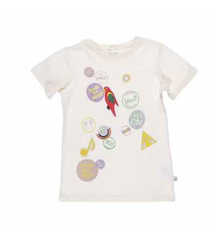 Stella McCartney Kids Arlow T-shirt / Top Coconut