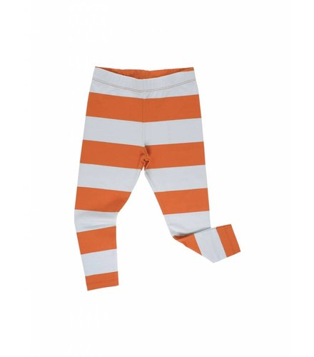 Tiny Cottons Big stripes pant, red