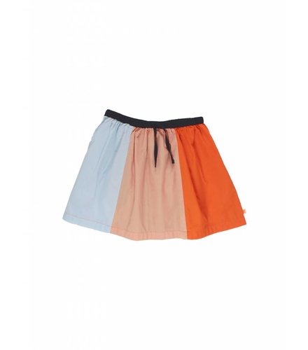 Tiny Cottons Color block wv skirt