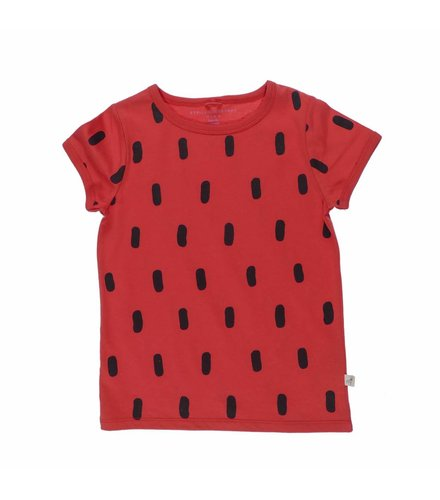 Stella McCartney Kids Lizzie T-shirt / Top Red Watermelon