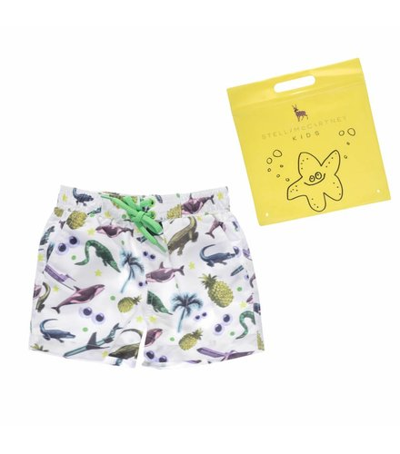 Stella McCartney Kids Taylor, Swimwear Swim Stickers pr On Coconut Base