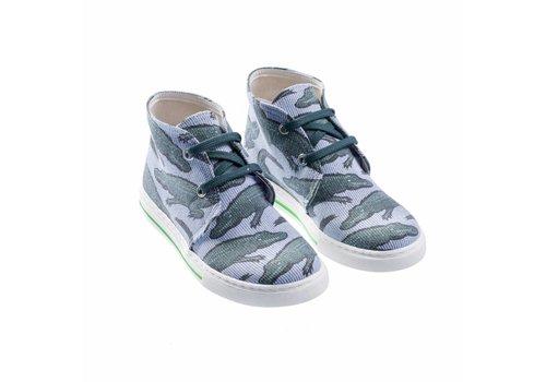 Stella McCartney Kids Alonzo Shoes Stripes Croc
