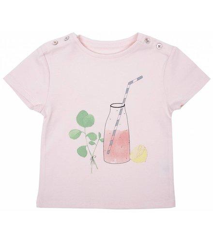Emile et Ida T-Shirt Rose Pale