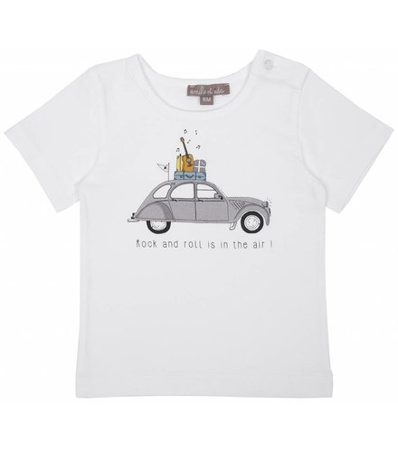 Emile et Ida T-Shirt Sucre Rock