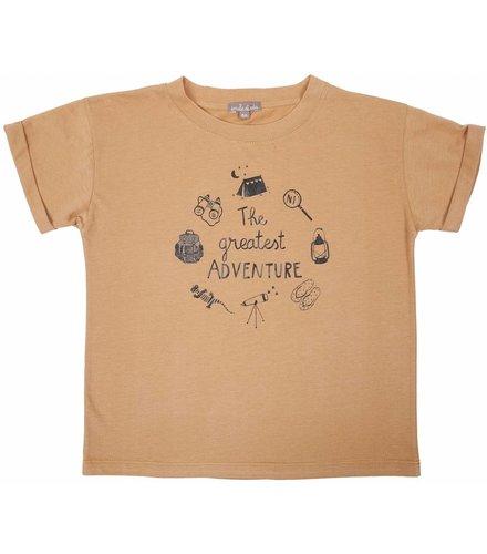 Emile et Ida T-Shirt Madeleine Adventure