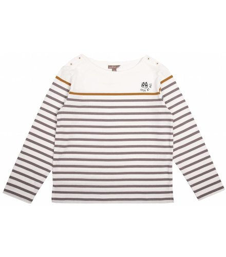Emile et Ida Striped Sweater Rayure