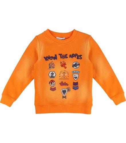 Little Marc Jacobs Sweat Orange Flash