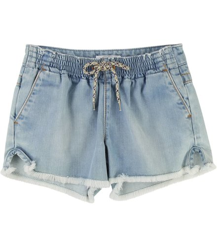 Chloé Short denim, denim blue