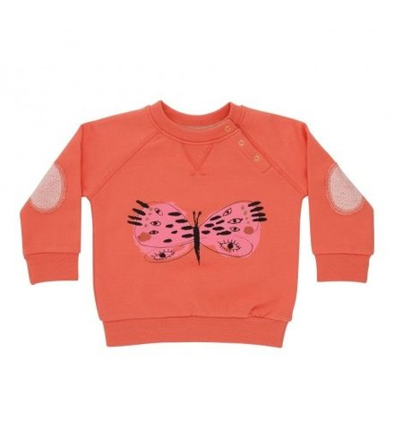 Soft Gallery Baby Alexi Sweat Fusion Coral, Eyefly