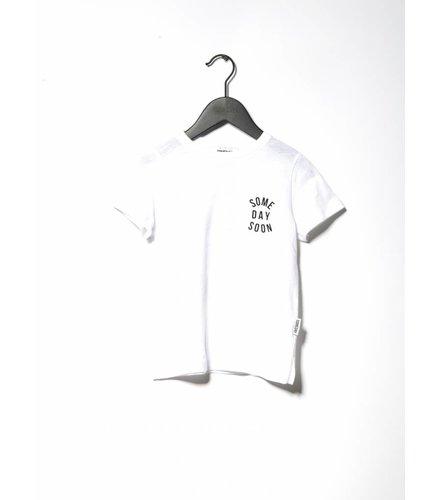 Someday Soon Revolution T-shirt White