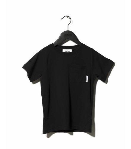 Someday Soon Jacob T-shirt Black