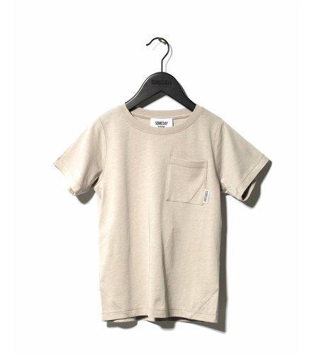 Someday Soon Jacob T-shirt Brown