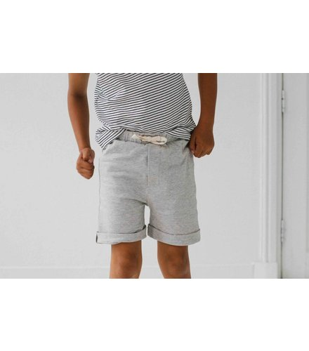 House of Jamie Summer Shorts - Stone