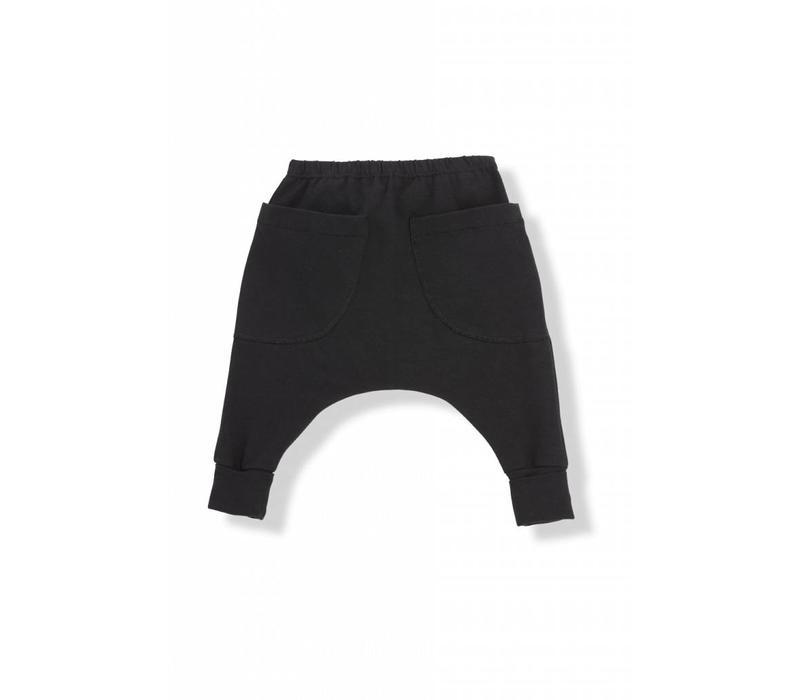 Raul Baggy Pants Black
