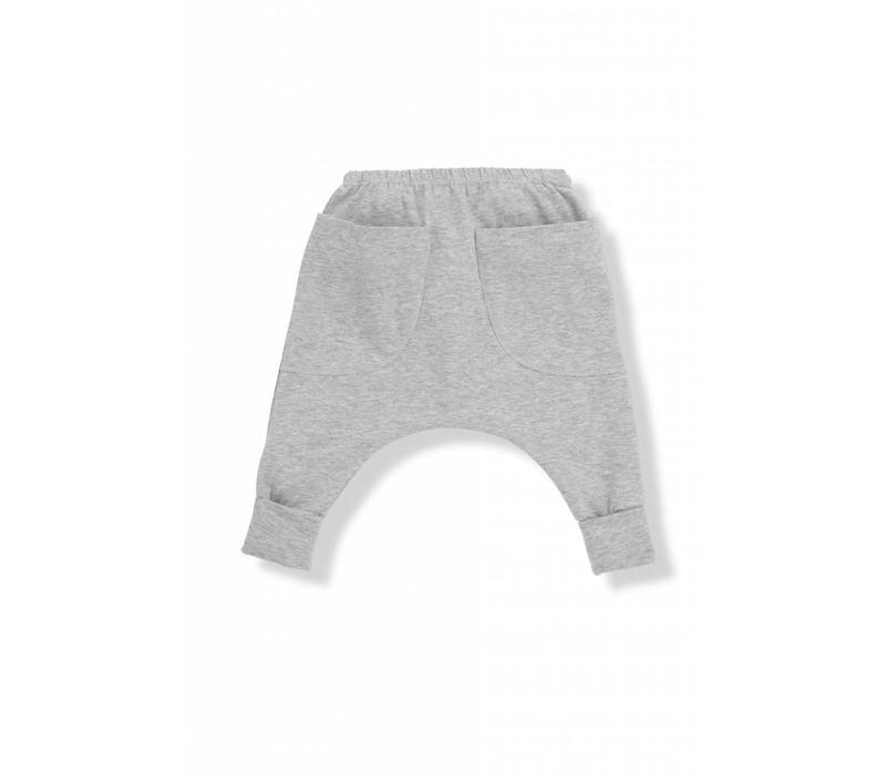 Raul Baggy Pants Grey