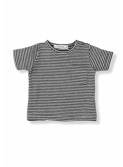 1 + More in the Family Albert T-Shirt Black