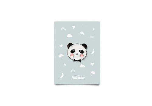 Eef Lillemor Enamel Pins Adorable Panda