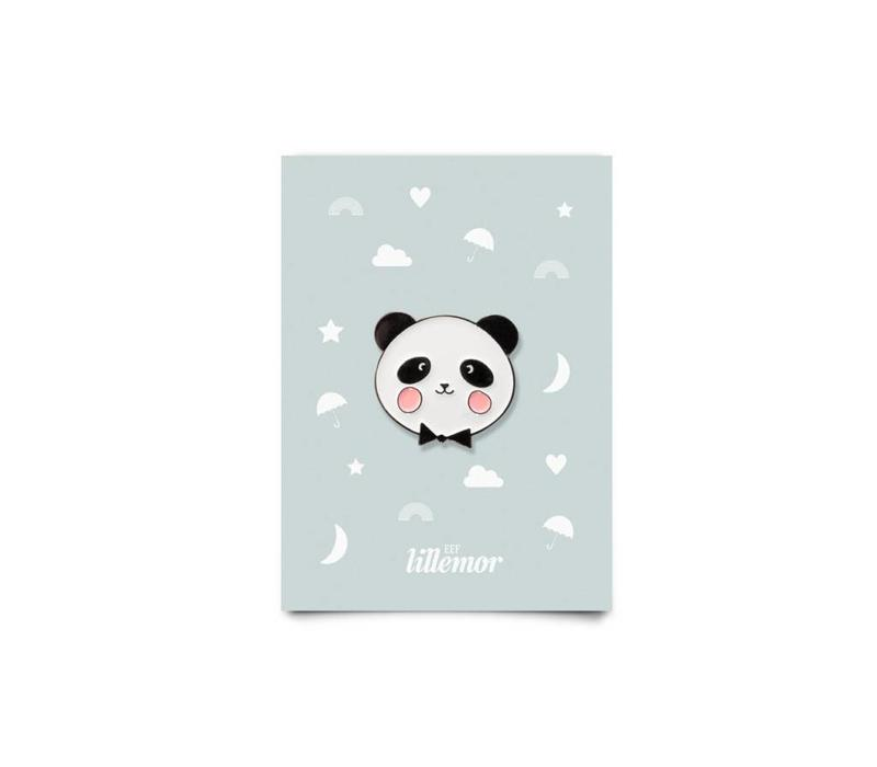 Enamel Pins Adorable Panda