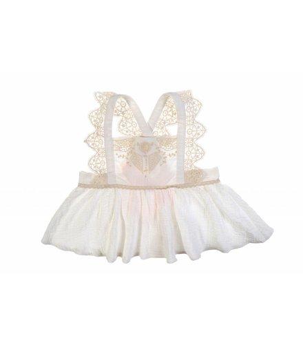 Louise Misha Celiana Top White