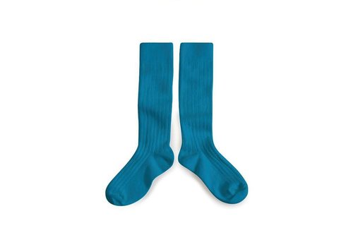 Collegien Knee socks - Joli Paon - Collégien