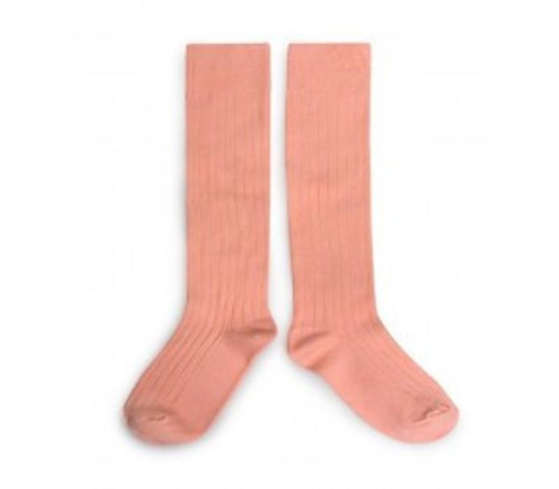 Knee socks - Abricot - Collégien