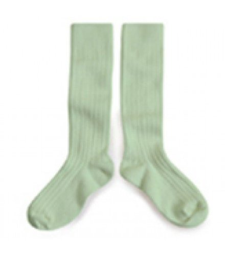 Collegien Knee socks - Tilleul - Collégien
