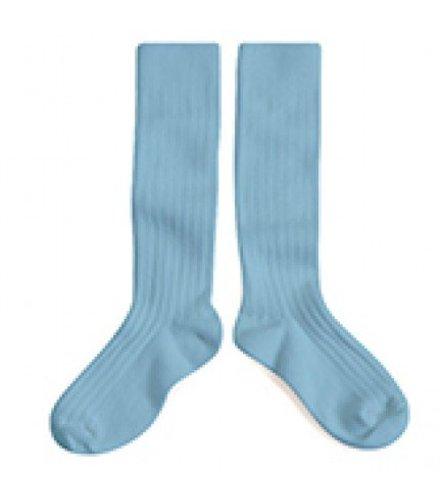 Collegien Knee socks - Zinc - Collégien